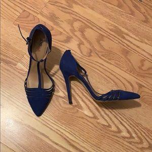 Royal Blue pumps